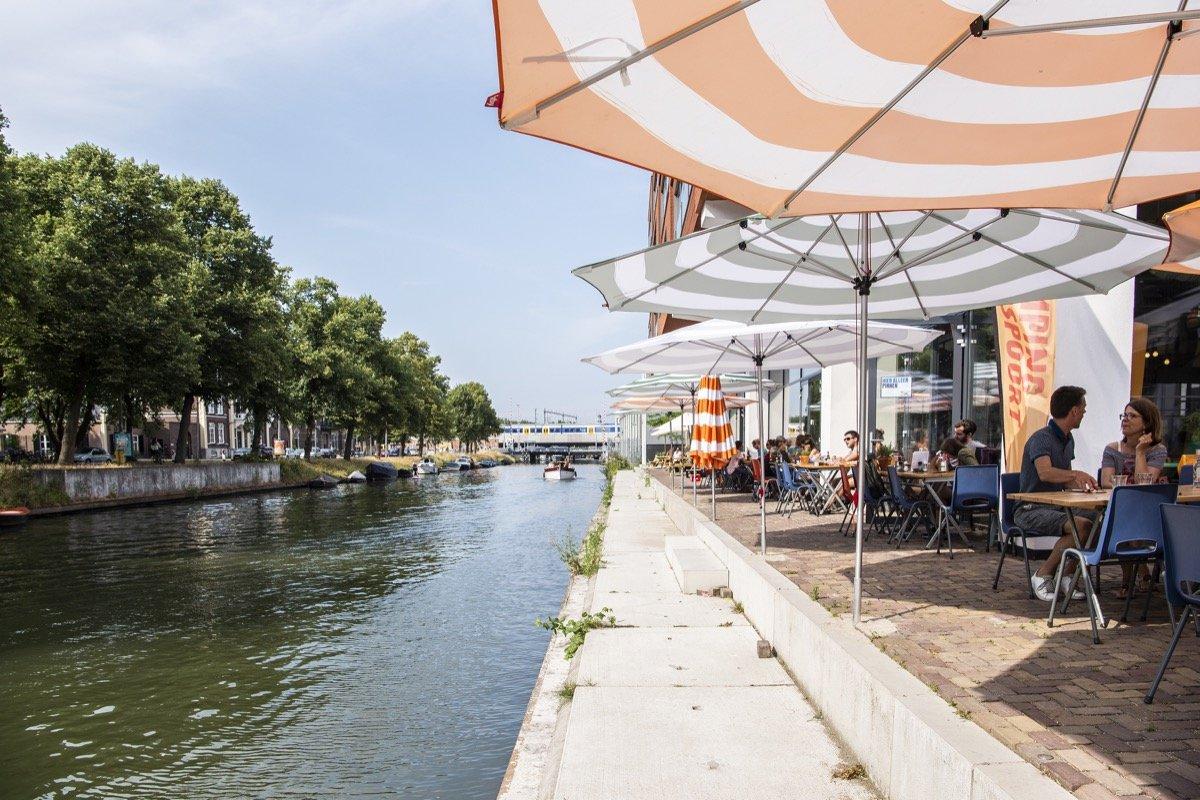 Camping Ganspoort - Utrecht - stadsstranden